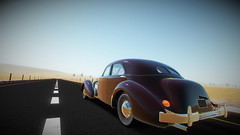 1937 cord 812 supercharged (Sim Racing Georgia) Tags: cord 812 racer supercharged 1937
