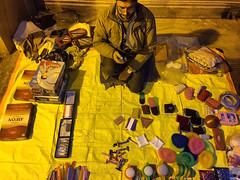 He Himself Shops Online (Mayank Austen Soofi) Tags: pavement delhi small things vendor seller anthology walla