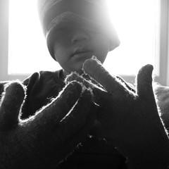Wrong planet (krapow) Tags: portrait blackandwhite bw white black square t ricoh grd grd3 grdiii