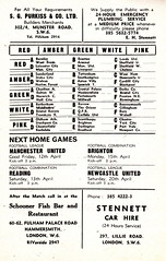 Fulham vs Coventry City - 1968 - Page 18 (The Sky Strikers) Tags: city one football official cottage division coventry fulham craven shilling league programme