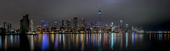 TOPanox4edit (superdavebrem77) Tags: toronto night cityscape waterfront