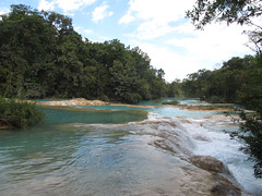 "Cascades de Agua Azul <a style=""margin-left:10px; font-size:0.8em;"" href=""http://www.flickr.com/photos/127723101@N04/25182617633/"" target=""_blank"">@flickr</a>"
