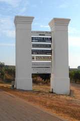 Winery Sign (RobW_) Tags: africa sign march south saturday winery western cape stellenbosch 2016 05mar2016