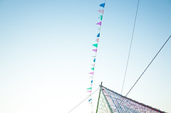 Free Wind ( aikawake) Tags: color nature beautiful weather wonderful happy freedom spring colorful wind outdoor good flag free atmosphere bluesky merry cheerful pleasure pleasant delightful pleased