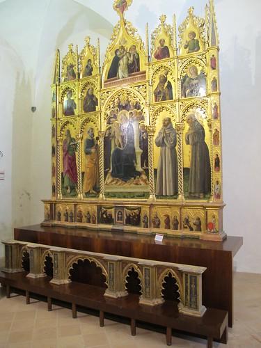 2011 04 23 Umbria - Gualdo Tadino - Rocca Flea_0174