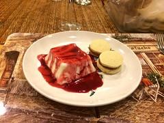 IMG_2340, Buttermilk panna cotta and alfajores (rbrazile) Tags: dulcedeleche alfajores buttermilkpannacotta