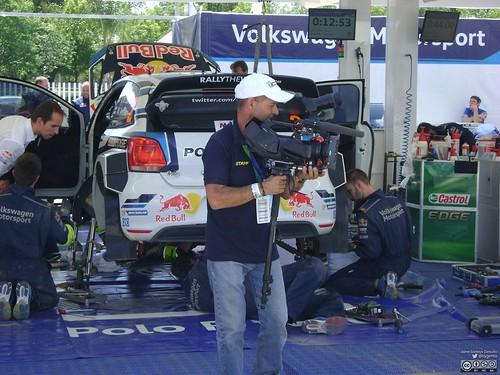 WRC Rally Guanajuato México 2016 - Sábado 5 de marzo - Rally Campus 065