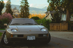 Overcast [62] (yegor454) Tags: life street old light sunset canada color nature beautiful beauty car vancouver canon vintage outside happy photography still automobile day bc outdoor vibrant sigma happiness columbia retro explore memory british vancouverbc 43 ferarri porsche928 carsofvancouver vancouvercars