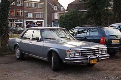1978 Chrysler LeBaron (NielsdeWit) Tags: nielsdewit le baron ede 37vg76 hubcap hubcaps edezuid 64pvzp
