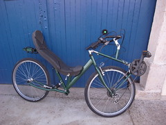 TD99-2 (ormes) Tags: traction bent recumbent velo fwd td couche