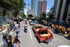 2016 Houston Art Car Parade (Arie's Photography) Tags: skyline downtown texas unitedstates houston smithstreet parade artcars artcarparade slabs 2016 orangeshow swangas 2016artcarparade