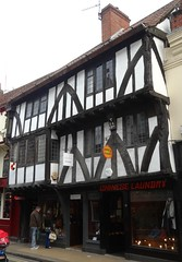 [40238] York : 49-51 Goodramgate (Budby) Tags: york house shop northyorkshire timbered
