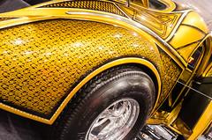 Lace and heavy metal (GmanViz) Tags: color detail car wheel nikon automobile lace tire fender custom 1941 willys streetrod gasser americar gmanviz d7000 pistonpowershow