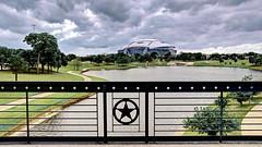 AT&T Stadium in Dallas, Texas (The Lone Star State) (Liêm Phó Nhòm) Tags: dallas football texas dallascowboys professionalfootball attstadium cowboysstadium