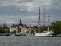 The Chapman Ship at the Skeppsholmen Island (PriscillaBurcher) Tags: stockholm skeppsholmen afchapmanship thechapmanship l1660275