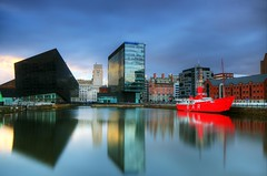 Canning Dock, Liverpool (Jeffpmcdonald) Tags: uk liverpool planet albertdock canningdock barlightship nikond7000 jeffpmcdonald march2016