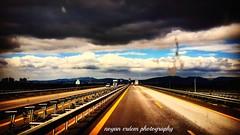 On the road... (noyan7) Tags: road sky cloud clouds colours cloudy trkiye bursa gkyz turkei noyan noyan7 turqia noyanerdem bursa16 noyanerdemphotography