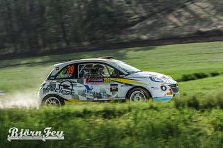 Rallye Wallonie 2015