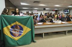 CDH - Comisso de Direitos Humanos e Legislao Participativa (Senado Federal) Tags: brasil df bra cartaz sus cartazes feto cdh manifestante manifestao bandeiradobrasil audinciapblica legalizaodoaborto sugesto152014
