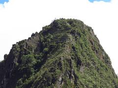 Peak of Wyna Picchu 2789 (Yori Hirokawa) Tags: peru machu picchu inca peak summit machupicchu waynapicchu