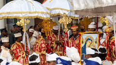 Celebrating Timkat in Ethiopia