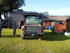 Short-Tall Chevy Cabover 04 (thorssoli) Tags: chevrolet pickup ridiculous coe cabover shorttall caboverengine