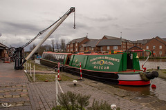 2016 - 03 - 29 - EOS 600D - National Waterways Museum - Ellesmere Port - 001 (s wainwright) Tags: canal narrowboats ellesmereport nwengland nationalwaterwaysmuseum canon600d eos600d