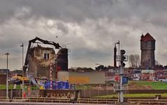 ..Slopers hoogte ..Bij de sluizen van IJmuiden.. (Ben Mol Petten) Tags: