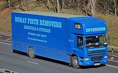 DAF CF - MORAY FIRTH REMOVERS Inverness (scotrailm 63A) Tags: trucks removals lorries