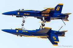 2016 LA County Air Show, Blue Angels, F/A-18 Hornet (dlvphotography) Tags: blueangels fa18hornet 2016lacountyairshow