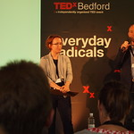 "TedxBedford2013 <a style=""margin-left:10px; font-size:0.8em;"" href=""http://www.flickr.com/photos/98708669@N06/26202044191/"" target=""_blank"">@flickr</a>"
