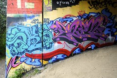 SKAE, ENEM (STILSAYN) Tags: california graffiti oakland bay east area kts tdk 2016 skae enem