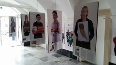 """Presentation of the Slovene EuroVision Lab exhibition in the Museum of Contemporary History Celje, Slovenia • <a style=""""font-size:0.8em;"""" href=""""http://www.flickr.com/photos/109442170@N03/26229001116/"""" target=""""_blank"""">View on Flickr</a>"""