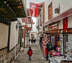 walking (mer nl) Tags: city trip morning turkey shopping child outdoor middleeast east middle ankara mernl