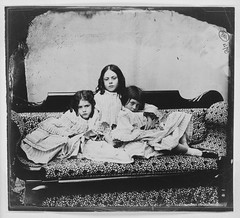 10551060 (keai) Tags: bw white black horizontal sepia century landscape photography image unitedkingdom alice lewis charles sofa photograph carroll ina wonderland 1850s author edith tone mid tale 19th 1858 liddell gbr dodgson lutwidge 10jun