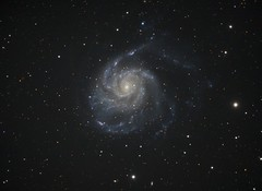 M101 (AllAboutRefractors) Tags: astrophotography astronomy galaxies refractor