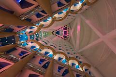 Inside the Burj Al Arab (Senator685) Tags: nikon dubai uae burjalarab nikkor unitedarabemirates 1424 d810