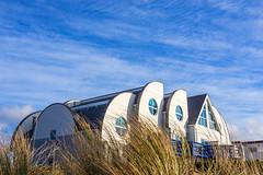 Seaside building (Phil_J_123) Tags: sea seascape beach photography coast dorset coastline sandbanks poole pjackson harbourviewphotography