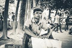 (imrantushar29) Tags: street people random dhaka bangladesh bnw struggle lifearoundus