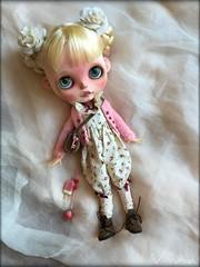 Blythe doll custom #90