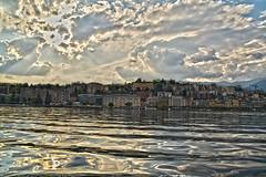 HDR_Lugano2 (NickAlbe) Tags: lake lago tessin ticino svizzera lugano quai hdr lungolago luganese ceresio