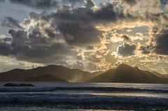 Ile de la digue_4084 (lucbarre) Tags: sun island soleil coucher seychelles îles île