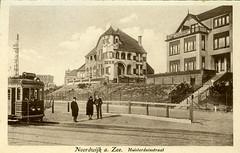 1061 - PC Noordwijk ZH (Steenvoorde Leen - 2.1 ml views) Tags: history strand boulevard postcards noordwijk kust ansichtkaart noordwijkaanzee badplaats oldcards oudnoordwijk