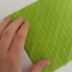 dense grid... (Dasssa) Tags: paper grid origami diagonal tessellation paperfolding