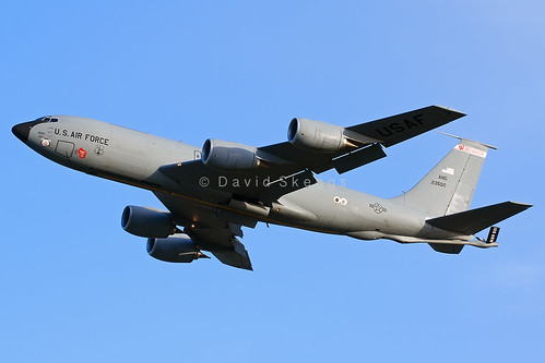 62-3500 KC-135R Stratotanker - 126thARS/128thARW/WI ANG - General Mitchell International Airport, WI
