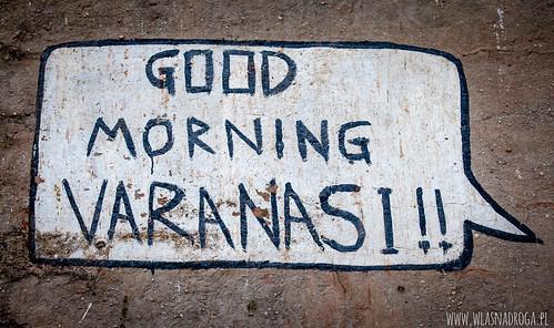 Dzień Dobry Waranasi