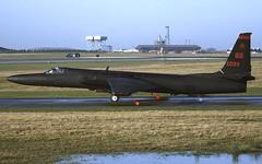 U-2R 80-1099 BB EGWZ 090294 CLOFTING0196 CLEAN P (Chris Lofting) Tags: u2 bb usaf alconbury tr1 u2r egwz 801099