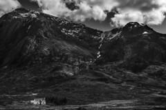 Dwarfed (Just Josie) Tags: scotland glencoe scottishhighlands