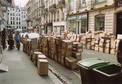Box Street (mortendahl) Tags: france olympus om1 olympusom1 2015 cinestill50daylightxpro filmid2506