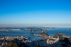 Welcome to Rio de Janeiro, Brazil. (Marcos Jerlich) Tags: brazil sky naturaleza seascape colors riodejaneiro canon landscape mar seaside flickr cityscape bright cielo canon700d flickrbestpics canont5i marcosjerlich